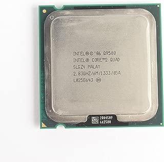 Intel Core 2 Quad Processor Q9500 2.83GHz 1333MHz 6MB LGA775 CPU, OEM