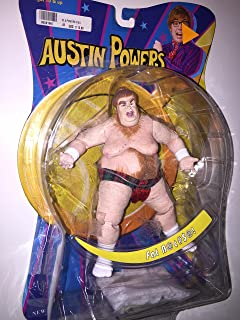 Austin Powers - Fat Bastard Action Figure - 2002 Mezco