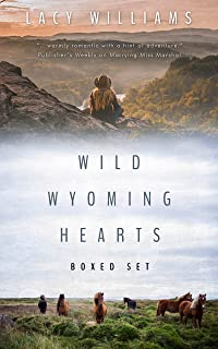 Wild Wyoming Hearts Collection (Lacy Williams Box Sets Book 3)