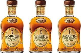 Cardhu Gold Reserve, 3er, Single Malt, Whisky, Scotch, Alkohol, Alokoholgetränk, Flasche, 40%, 700 ml, 715226