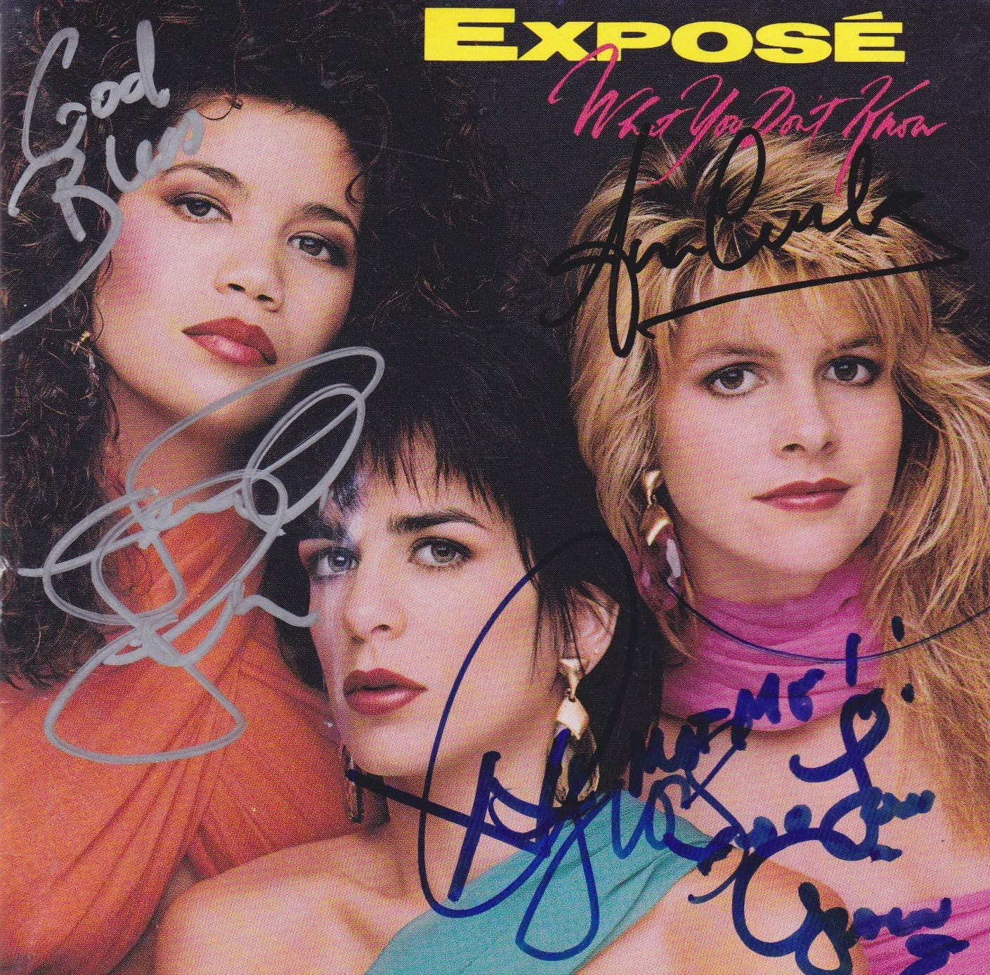 Nippon 25% OFF regular agency Expose signed CD