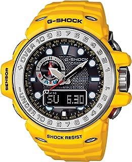[カシオ] 腕時計 ジーショック GULFMASTER トリプルセンサーVer.3+スマートアクセス+タフムーブメント搭載 世界6局電波対応ソーラーウオッチ GWN-1000-9AJF ブラック