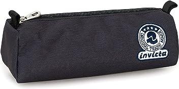 Scomparto attrezzato porta penne Bustina Round Plus Invicta Twist Eco-Material Verdone