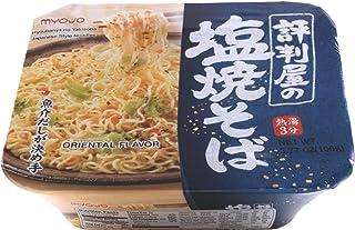 Myojo Hyobanya Yakisoba Japanese Style Noodles, Oriental Flavor, 3.77-Ounce (Pack of 6)