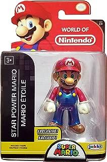 World of Nintendo Star Power Mario Exclusive 2.5