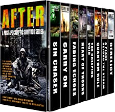 AFTER: A Post-Apocalyptic Survivor Series (Entire Collection)