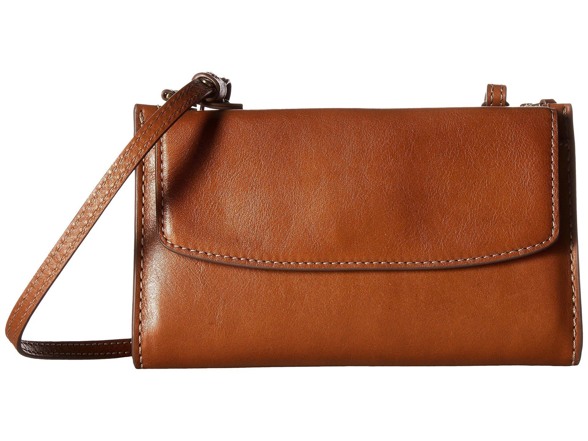 Brown Mini Bag Fossil Sage Vintage R6OTXw
