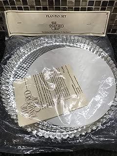 The Pampered Chef Flan Pan Set
