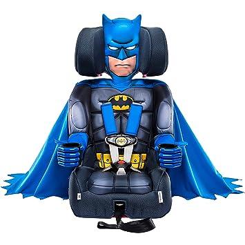 KidsEmbrace 2-in-1 Harness Booster Car Seat, DC Comics Batman: image