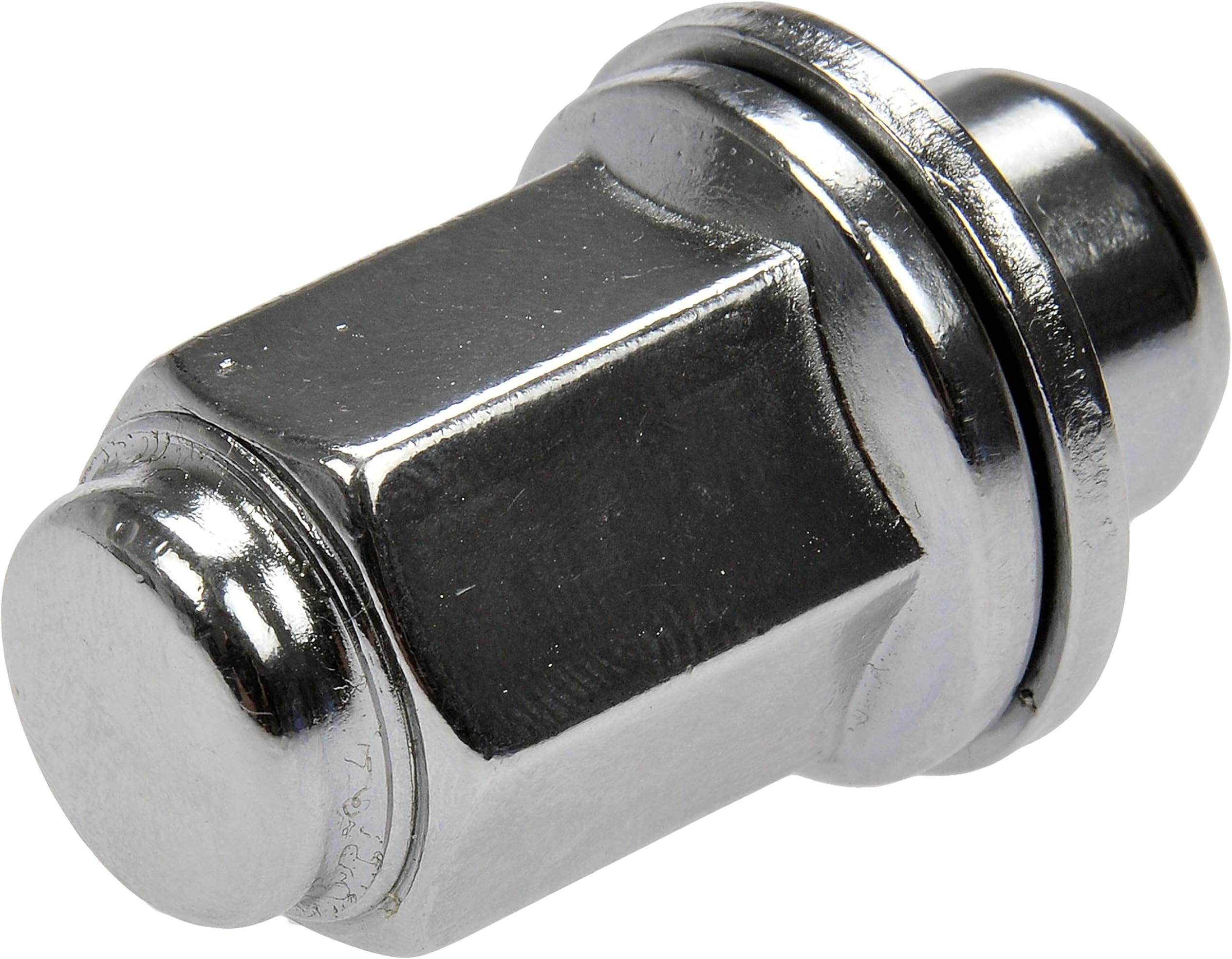 Dorman 611-212 Wheel Lug Nut for Select Toyota Models, Pack of 10 (OE FIX)