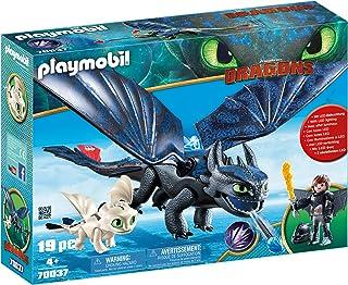 Playmobil Dragons 70037 Tandloos En Hikkie Met Babydraak