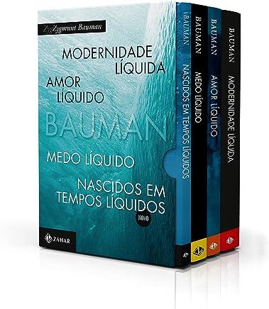 Box Zygmunt Bauman. Para Entender o Mundo Líquido