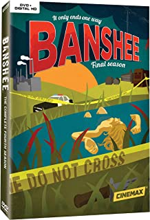 Banshee: S4 (UV/DVD)