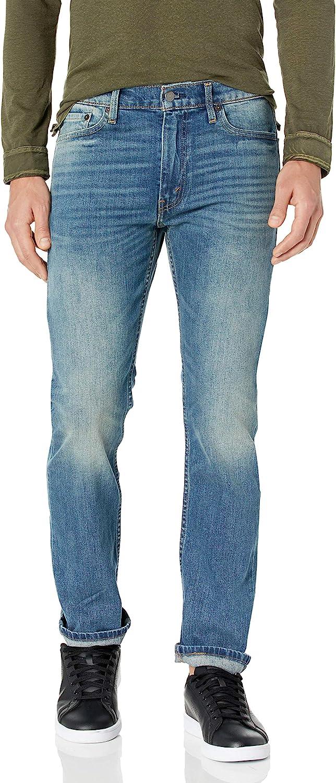 Levi's Men's 513 Slim Straight Jean at  Men's Clothing store