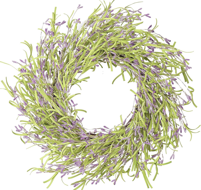 20 Inch Artificial Eucalyptus Wreath Front 35% OFF Dedication Farmhouse Fall Summer