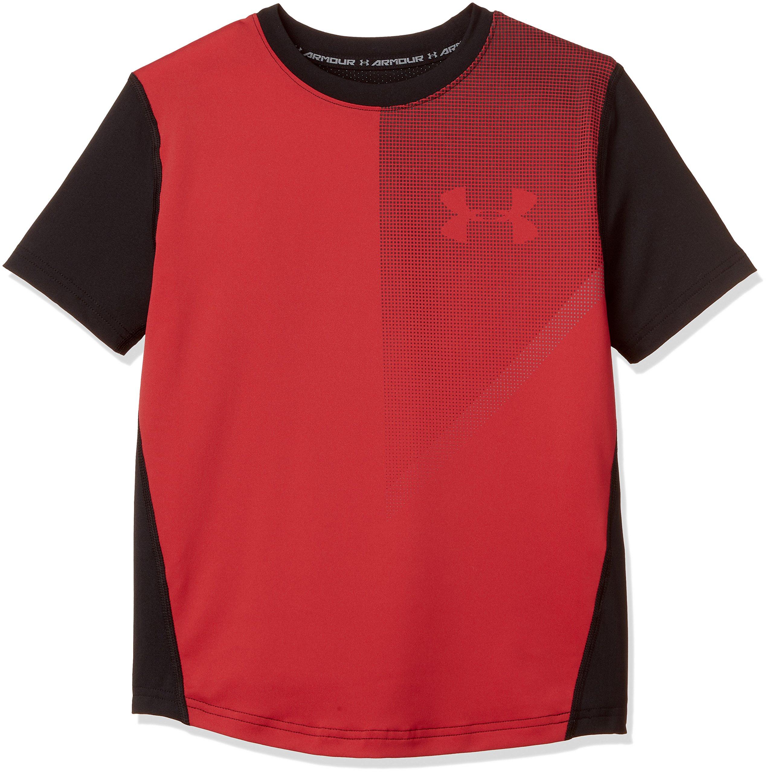 アンダーアーマーボーイレイド半袖Tシャツ