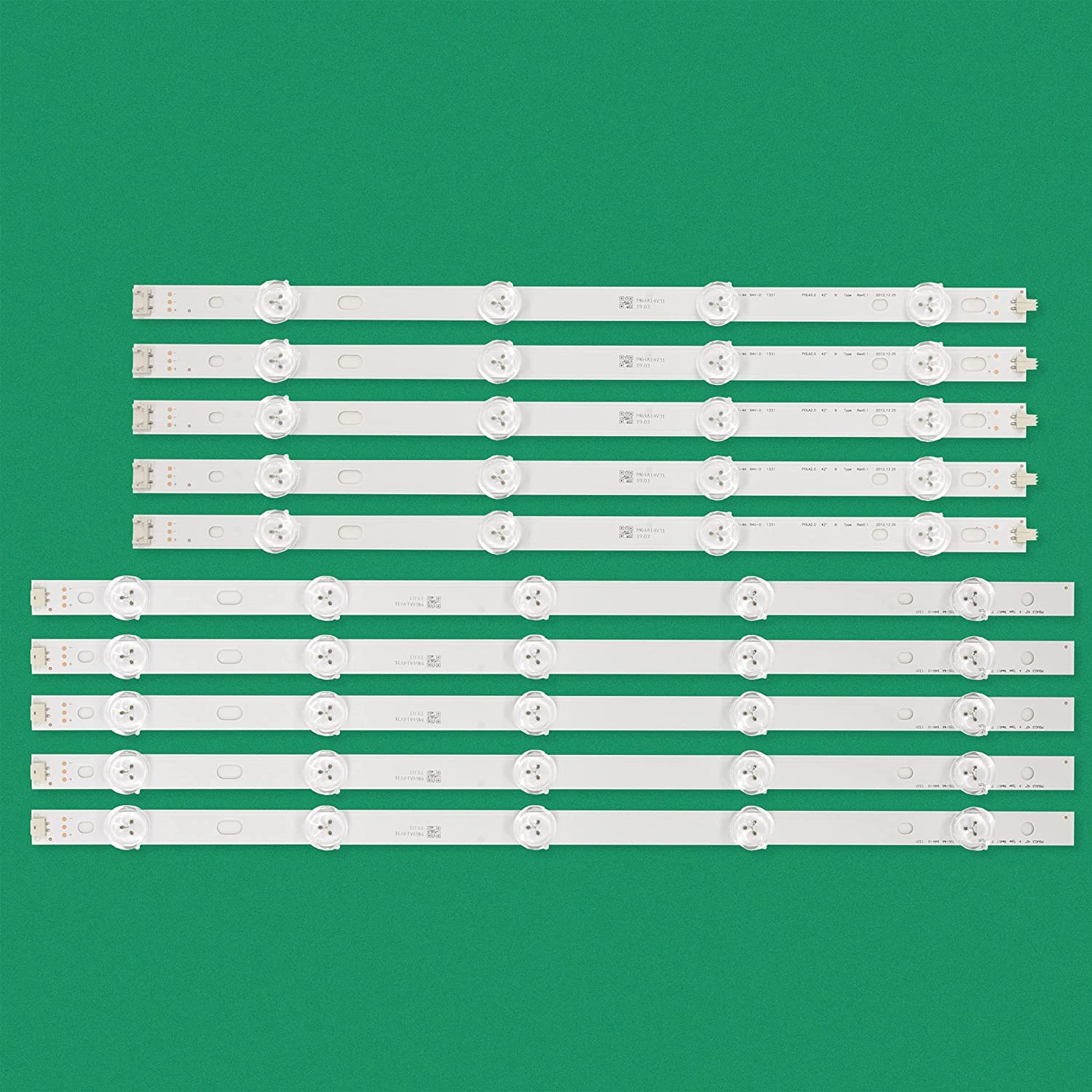 Replacement Part for TV LED Inch INN Backlight Free Large discharge sale Shipping Cheap Bargain Gift LG42 Strip