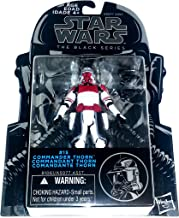 Star Wars The Black Series #15 Commander Thorn 3.75 inch Action Figure