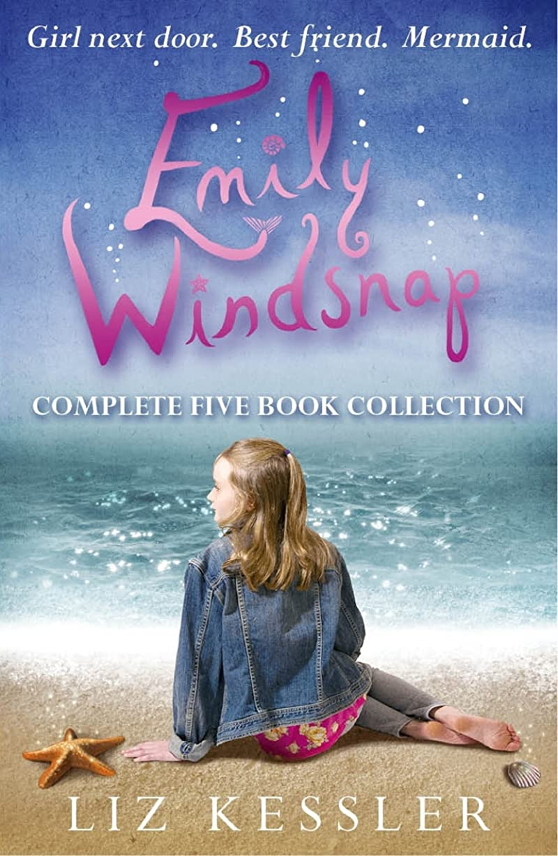 激怒ライム性別Emily Windsnap Complete Five Book Collection: Books 1-5 (English Edition)
