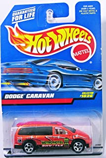 -#1026 Dodge Caravan Collectible Collector Car Mattel Hot Wheels