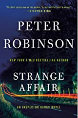 Strange Affair (Inspector Banks series Book 15) Kindle Edition