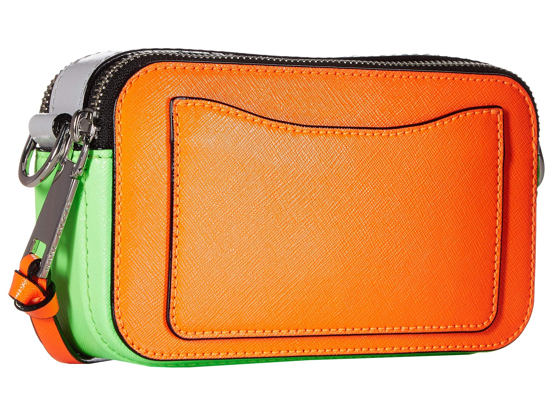 Jacobs Snapshot Marc Fluoro Bright Multi Orange 6Cdx4Ww7q