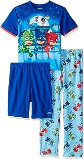 PJ Masks Boys' 3-Piece Pajama Set