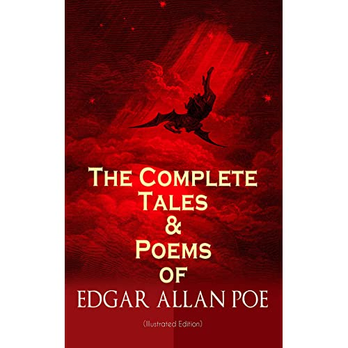 The Complete Tales & Poems of Edgar Allan Poe (Illustrated Edition): Annabel Lee