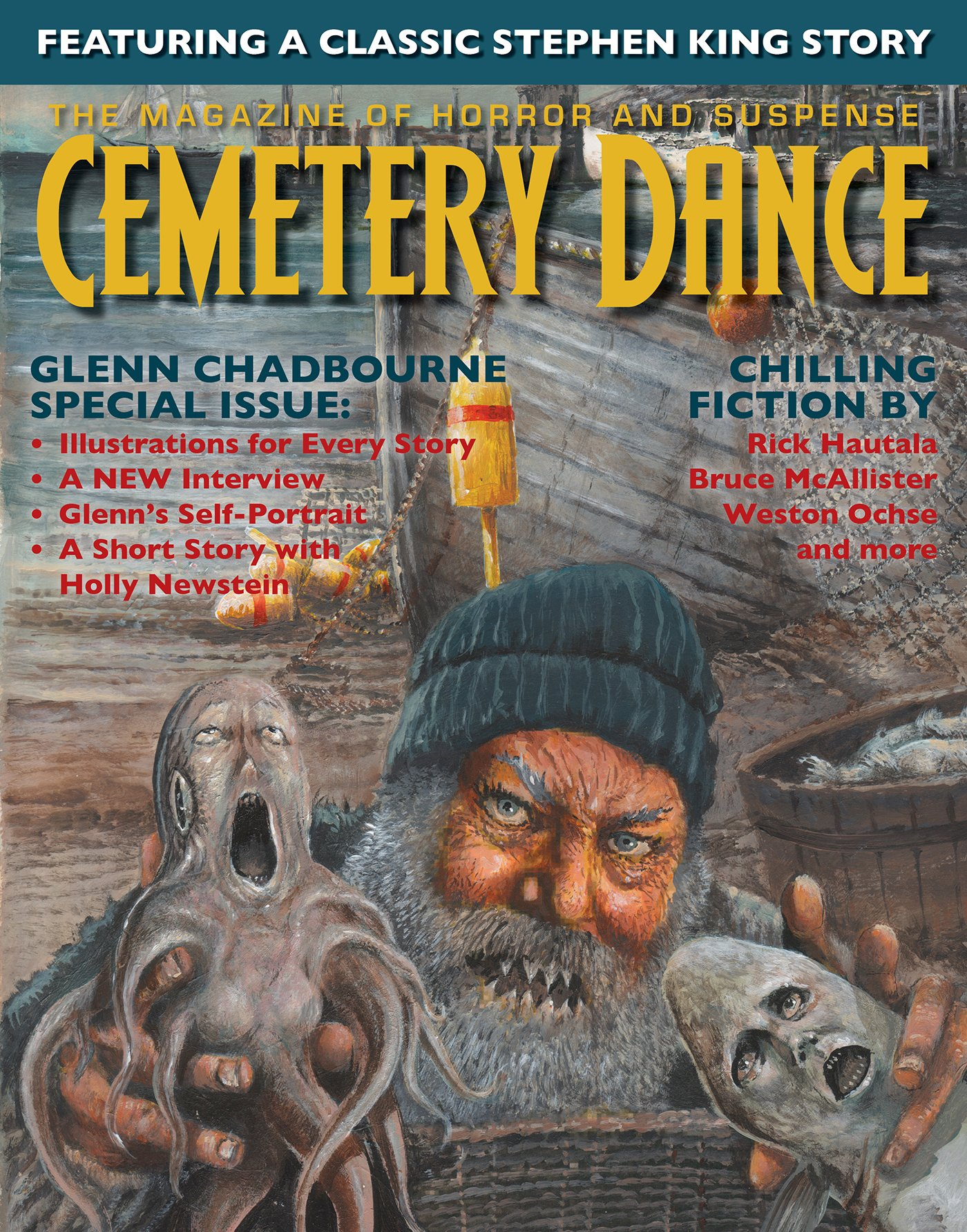 Cemetery Dance: Issue 68