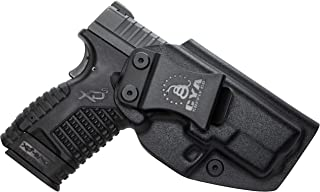 """CYA Supply Co. Fits Springfield XD-S 3.3"""" & XD-S MOD.2 3.3"""" Inside Waistband Holster Concealed Carry IWB Veteran Owned Com..."""