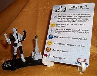 Heroclix Infinity Gauntlet In-Betweener #002 LE Figure Complete with Card