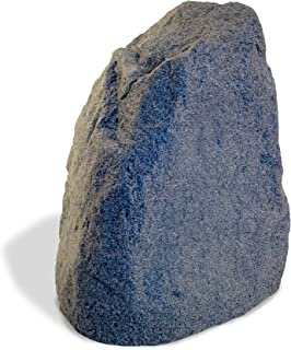 Algreen Products 00241 Landscape Rock, 21.5 x 18 x 16-Inch, Dark Granite
