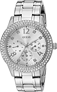 Guess Women's Dial Stainless Steel Band Watch - W1097L1