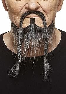 Mustaches Self Adhesive, Novelty, Braided, Pirate Fake Beard and Fake Mustache