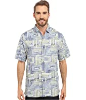 Tommy Bahama - Geo-Tastic Camp Shirt