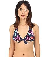 Tommy Bahama - Birds of Paradise Reversible Halter Bikini Top