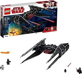 LEGO Star Wars Episode VIII Kylo Ren's Tie Fighter 75179...