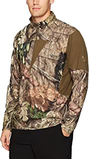 Rocky Men's Silent Hunter 1/4 Zip Shirt