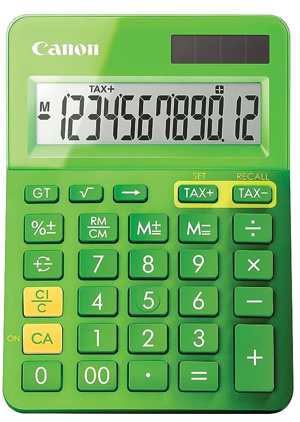 のれんペデスタルひらめきCanon LS-123K Calculator- MGR