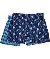 Tommy Bahama - 2-Pack Knit Boxer Brief Set