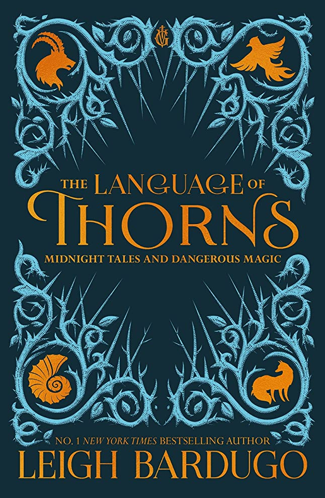 追加美的パンツThe Language of Thorns: Midnight Tales and Dangerous Magic (English Edition)
