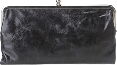 HOBO Lauren SU Wallet,Black,One Size
