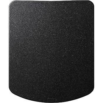 サンワサプライ シリコンマウスパッド ブラック MPD-OP56BK
