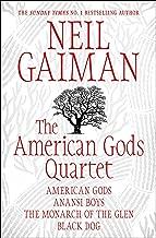 The American Gods Quartet (English Edition)