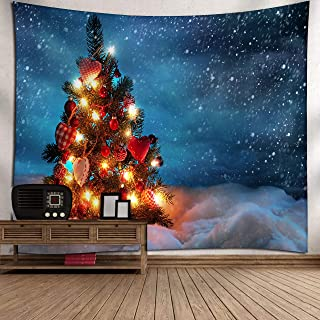 Best christmas wall tapestry led Reviews
