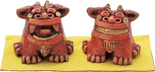 ahorra hasta un 50% Fu lion set (large) rojo (japan import) import) import)  venta caliente en línea