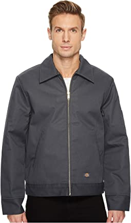 Insulated Twill Eisenhower Jacket