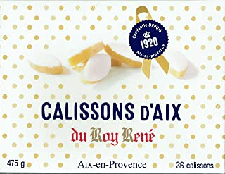 Roy Rene Calissons from Provence, France (16.75 oz)
