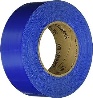 Dr. Shrink DS-702B Blue 2 x 180' Shrink Tape