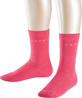 Esprit, Foot Logo Pack of 2 Calcetines, Niños